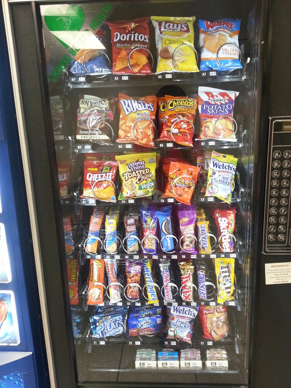 healthy vending machine snacks a filipino foodie