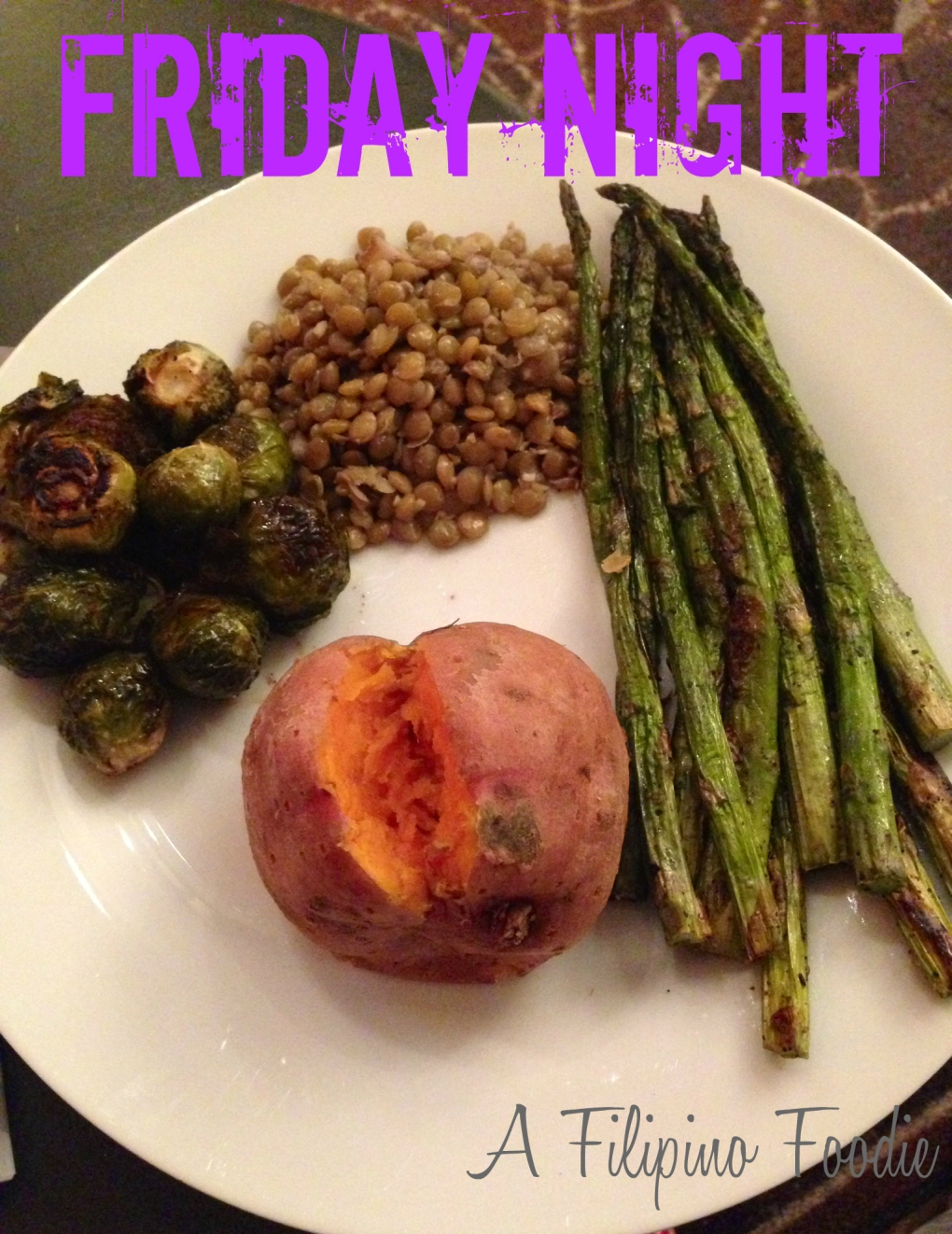 friday night dinner -